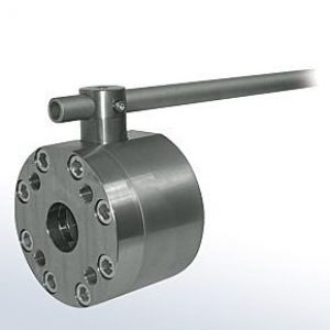Ball Valves with ISO Flange