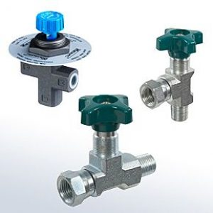 Gauge Isolator Valves Single Station